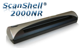 ScanShell 2000N portable scanner